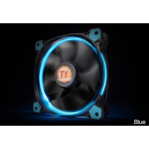 Thermaltake Riing 14 - Blue LED CL-F039-PL14BU-A ※お取り寄せ品